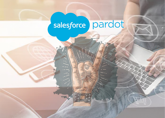 pardot rocks and why